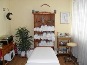 Massageruimte Massagepraktijk Elvarah